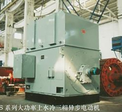 武冈YKS系列上水冷高压电机
