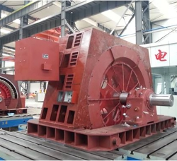 天水TDMK(TM)系列大中型同步电机
