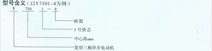 Y系列大型高压万博体育平台备用网址异步电动机